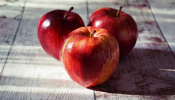 cách chọn quả táo ngon