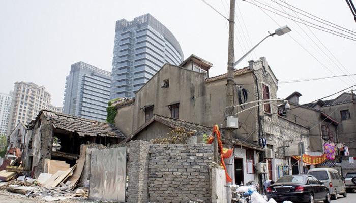 chênh lêch giàu nghèo Trung Quốc