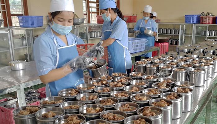 điều kiện xin giấy phép vệ sinh an toàn thực phẩm