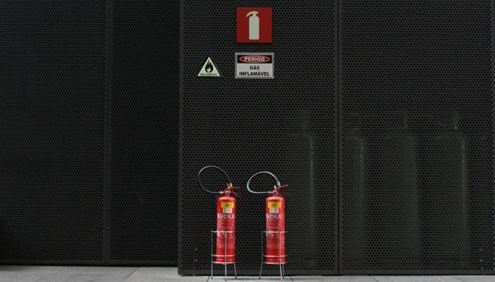 dụng cụ chữa cháy