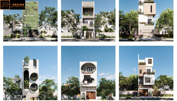 công ty thiết kế thi công nhà Đà Nẵng 59s design