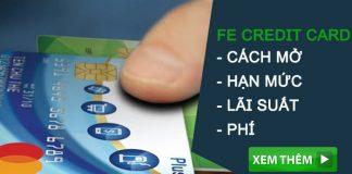 fe credit card