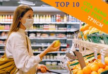 top 10 cửa hàng trái cây sạch tphcm tươi ngon