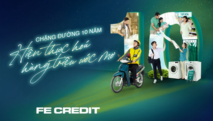 fe credit có phải tín dụng đen