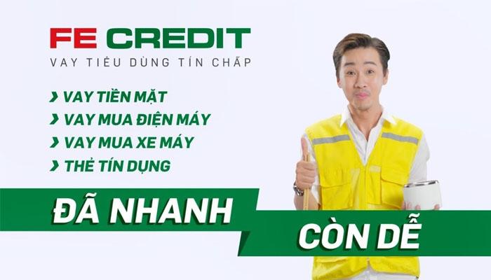 sản phẩm dịch vụ fe credit