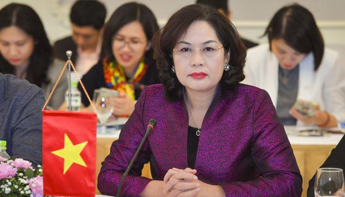 Bà Nguyễn Thị Hồng - Thống đốc ngân hàng Nhà nước Việt Nam