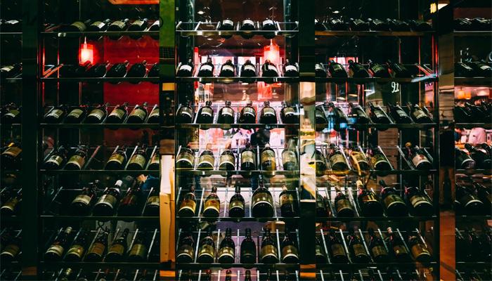 Cửa hàng Vintage Wine Saigon