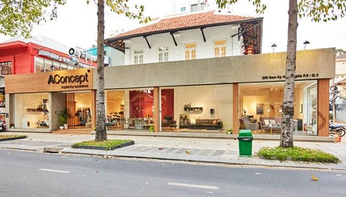 Cửa hàng nội thất Aconcept Việt Nam