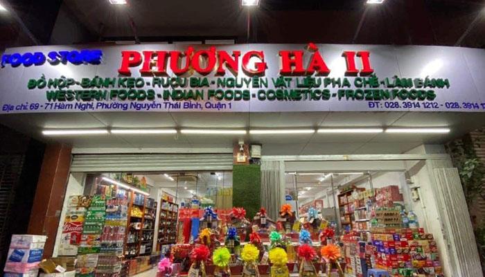 Cửa hàng Phương Hà