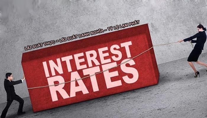 lãi suất danh nghĩa và lãi suất thực tế