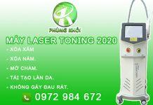 Máy Laser Toning 2020