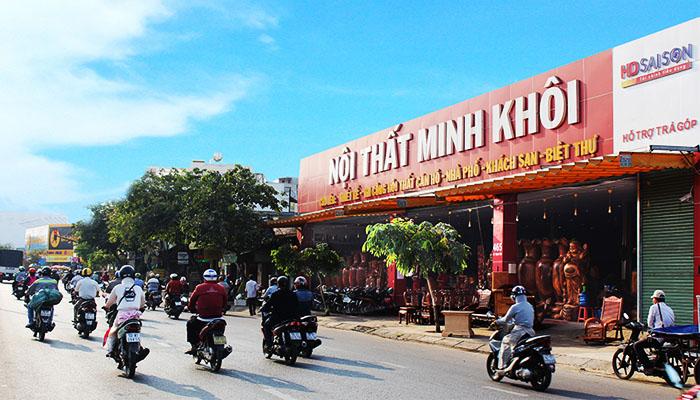 Nội thất Minh Khôi