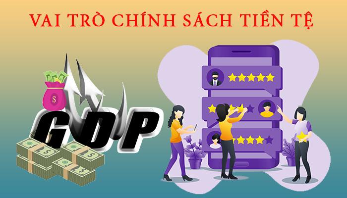 Vai trò chính sách tiền tệ