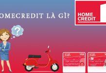 HomeCredit là gì