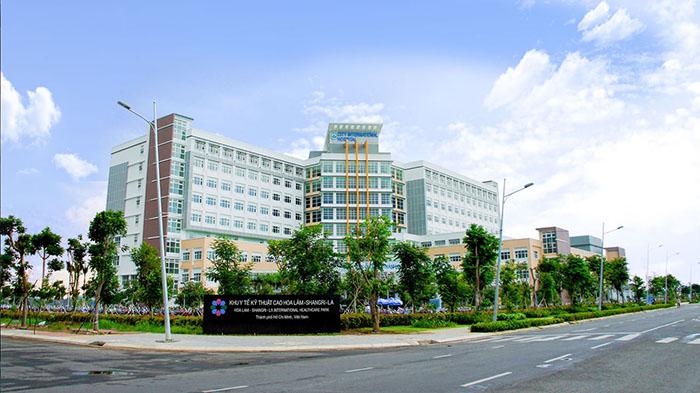 Khu kỹ thuật cao Shanrila Bình Tân
