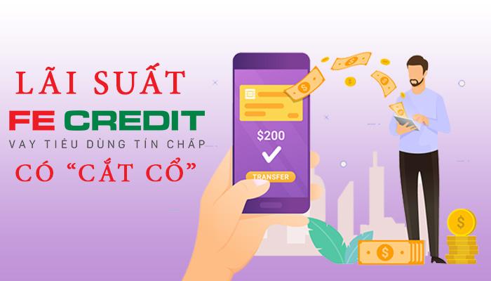 lãi suất fe credit