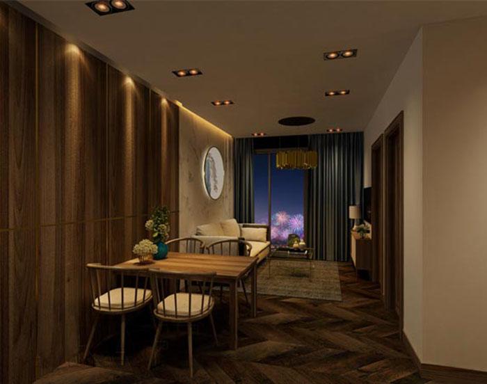 Nhà mẫu căn hộ D Homme