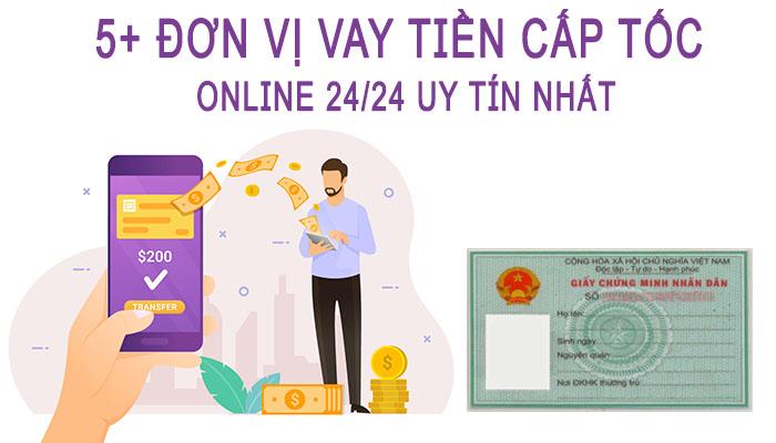 vay tiền online cấp tốc online