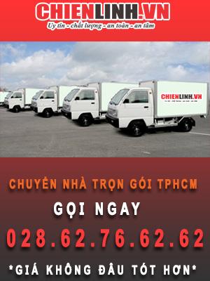 chuyển nhà trọn gói TPHCM chiến linh
