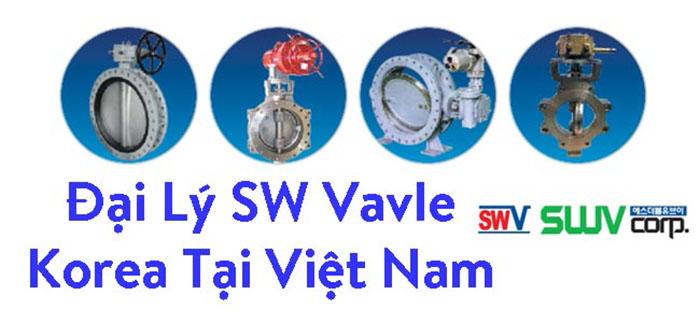 Đại lý SW Vavle Korea tại Việt Nam