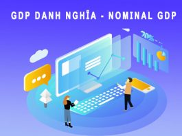 GDP danh nghĩa Nominal GDP