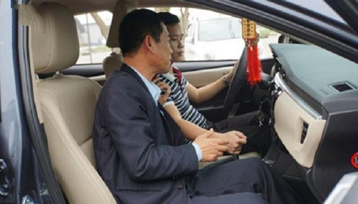 giáo viên học bằng lái xe 12h