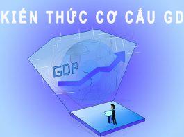 Kiến thức cơ cấu GDP