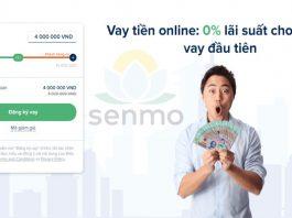 Vay tiền nhanh tại App Senmo
