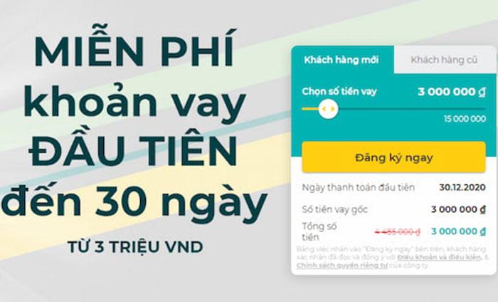 App vay tiền Online tốt nhất