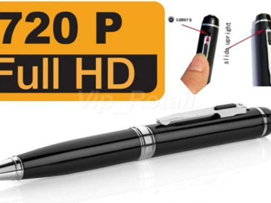Bút Camera HD720p Super Slim 8Gb