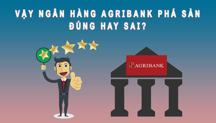 Ngân hàng Aribank phá sản đúng hay sai