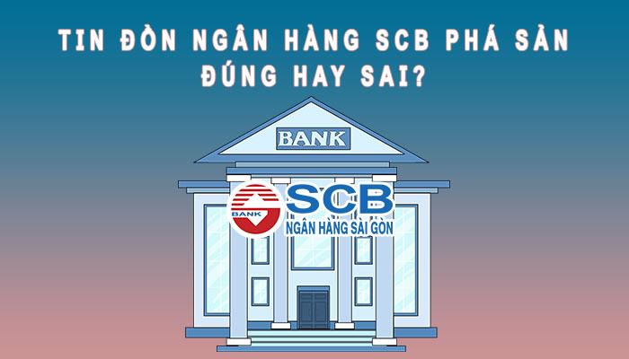 Ngân hàng SCB phá sản