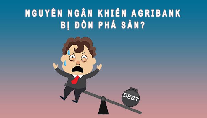 Nguyên nhân khiến Argibank bị đồn phá sản