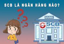 SCB là ngân hàng nào?