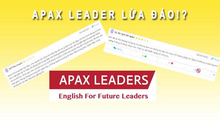 Apex Leader lừa đảo