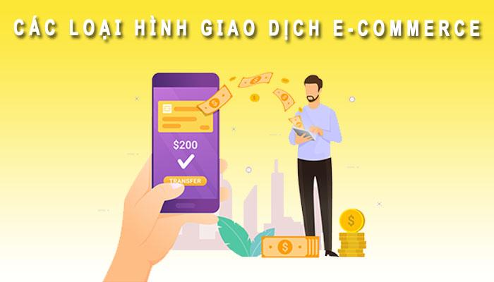 Các loại hình E-Commerce