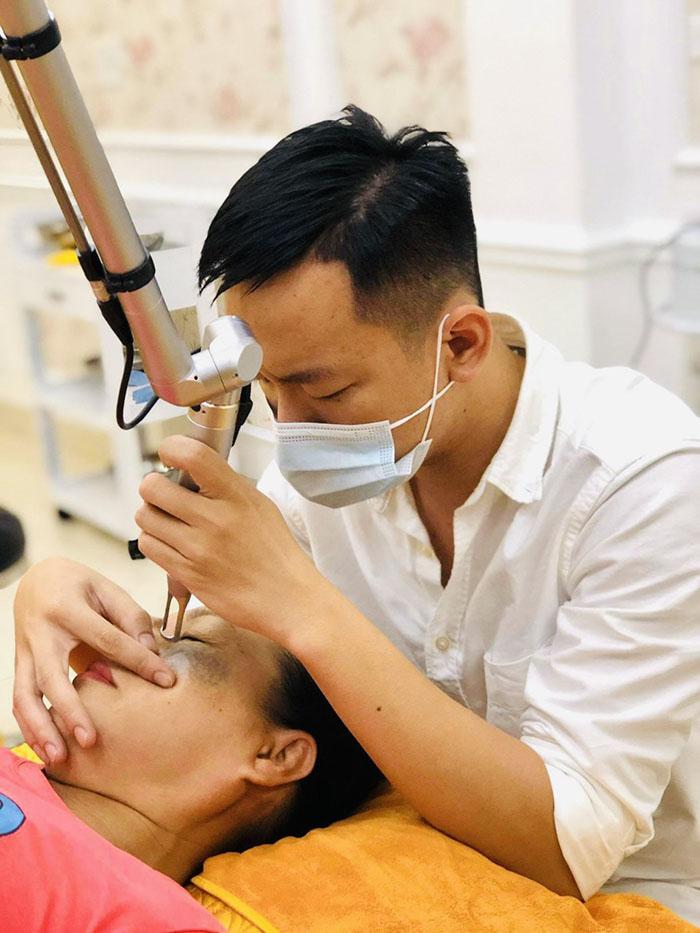 Điều Trị Nám Bằng Công Nghệ Laser Kim Beauty Spa & Eyelash