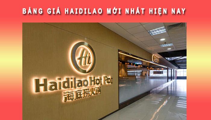 Giới thiệu Haidilao