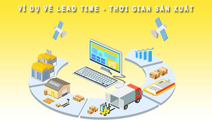 Ví dụ về Lead time