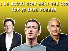 Ai là người giàu nhất thế giới