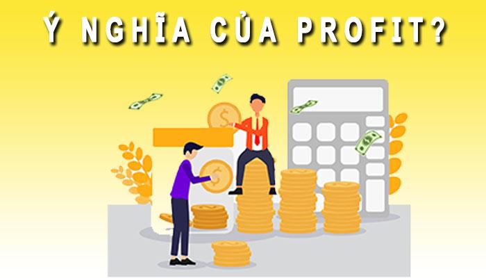 Cách tính Profit
