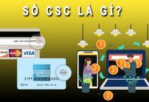 Số CSC là gì?