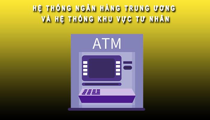 Hệ thống ngân hàng trung ương và tư nhân