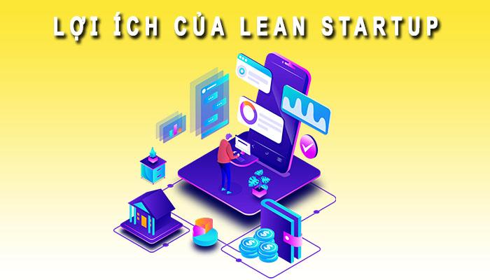 Lợi ích của Lean Startup