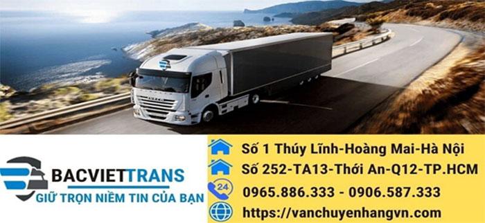 Lợi ích khi hợp tác vận chuyển hàng hóa bắc việt