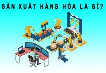 Sản xuất hàng hóa là gì