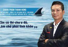 Shark Hưng là ai