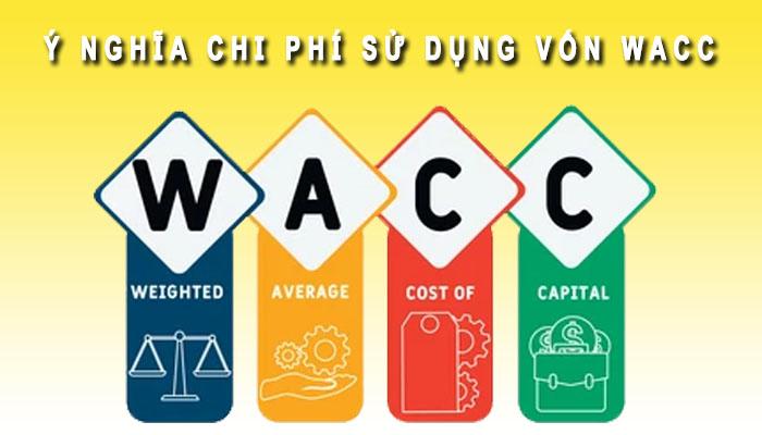 Ý nghĩa WACC