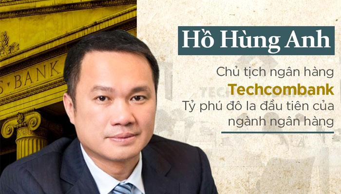 Ông Hồ Hùng Anh