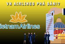 VN Airlines phá sản